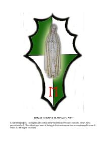 Bozzetti stemmi Rioni di Olmo 1 -14-