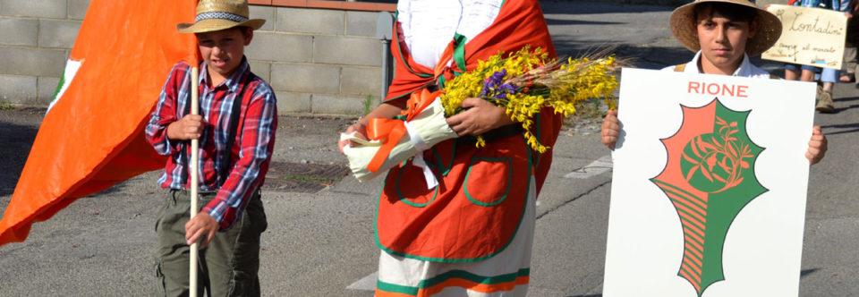 Sant'Anastasio – Madonna di Mezzastrada vince la Giostra dei Rioni di Olmo