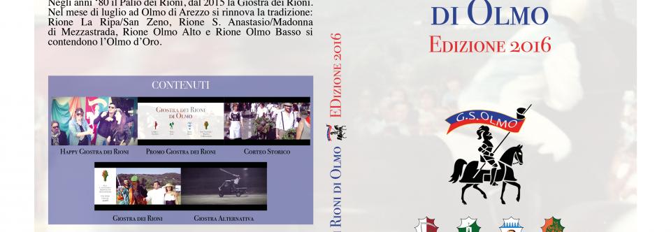 Video celabrativo Giostra dei Rioni 2016