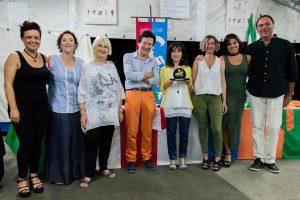 Giostra dei Rioni - 2 Presentazione premio Migliro Rione