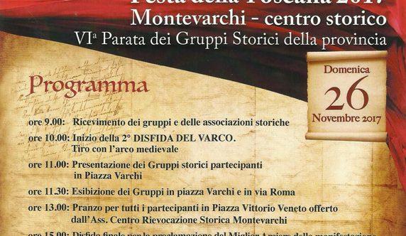 La Giostra dei Rioni alla Festa della Toscana
